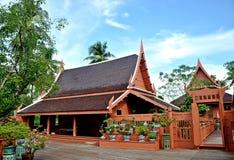 Erfenis Thais Huis Stock Afbeelding