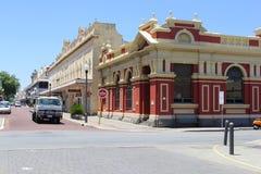 Erfenisgebouwen in Freemantle, Westelijk Australië Stock Foto