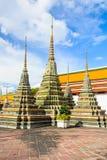 Erfenispagode in Thailand Stock Afbeelding