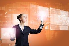 Erfinderische Technologien Lizenzfreie Stockbilder