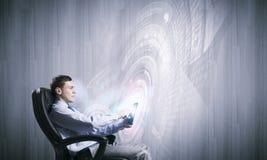 Erfinderische Technologien Lizenzfreies Stockfoto