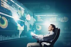 Erfinderische Technologien Stockfotos