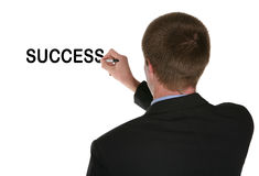 Erfolg Stockfoto