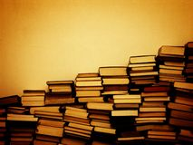 Erfolg in den Büchern Lizenzfreie Stockfotos