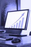 Erfolg im Geschäft Lizenzfreies Stockfoto