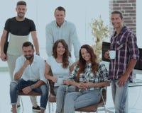 Erfolgreiche Angestelltdesign Agentur Lizenzfreies Stockfoto