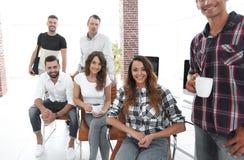 Erfolgreiche Angestelltdesign Agentur Lizenzfreie Stockfotos