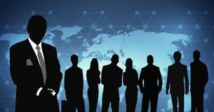 Erfolgreiche Firma Lizenzfreies Stockfoto