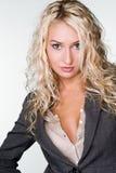 Erfolgreiche Geschäftsfrau Lizenzfreie Stockfotografie