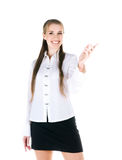 Erfolgreiche Geschäftsfrauen Stockfoto