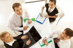 Erfolgreiche Partner Lizenzfreies Stockbild