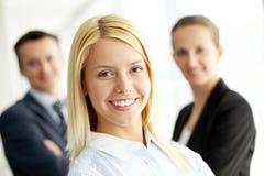 Erfolgreicher Führer Lizenzfreies Stockfoto