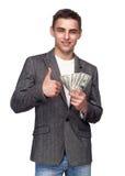 Erfolgreicher Geschäftsmann Lizenzfreie Stockfotografie