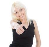 Erfolgreicher Job Lizenzfreie Stockfotos