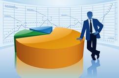 Erfolgreiches Geschäft Stockfotos