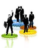 Erfolgreiches Geschäft Lizenzfreies Stockfoto