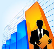 Erfolgreiches Geschäft Lizenzfreie Stockfotos