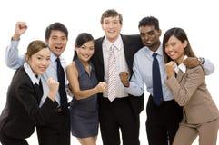 Erfolgreiches Geschäft Lizenzfreie Stockbilder