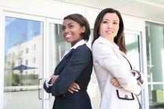 Erfolgreiches Geschäfts-Team Lizenzfreie Stockbilder