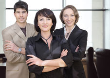 Erfolgreiches team-business of Royalty Free Stock Photos
