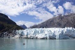 Erforschungsalaska-` s Gletscher Lizenzfreies Stockbild