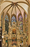 Erfurt Cathedral, Germany Royalty Free Stock Images