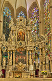 Erfurt Cathedral, Germany Stock Image