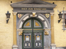 Erfurt, Deutschland Stockbild