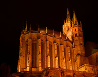 Erfurt Dom 01 royalty free stock photos