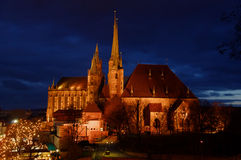 Erfurt Dom 04 royalty free stock image
