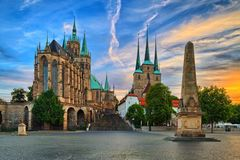 Erfurt dom germany