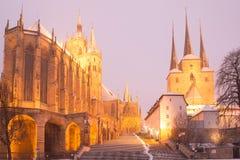 Erfurt - Germany Stock Photography