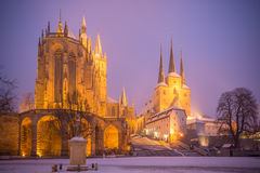 Erfurt - Germany Stock Images