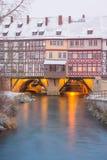 Erfurt - la Germania immagine stock