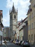 Erfurt Royalty Free Stock Images