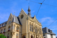 Erfurt town hall Royalty Free Stock Photos