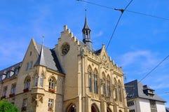 Erfurt town hall Royalty Free Stock Photos