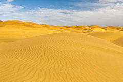 Erg Chebbi desert, Morocco Royalty Free Stock Image