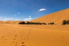 Erg Chebbi, Morocco Royalty Free Stock Image