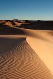 Erg de désert de sable Image libre de droits