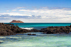 ERGA de Puerto - Santiago Island Imagens de Stock Royalty Free