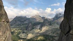 Ergaki góry zdjęcie wideo
