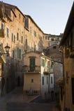 Ergens in het Toscanië Stock Foto's