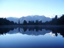 Ergens in Nieuw Zeeland Stock Fotografie