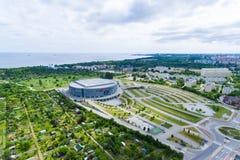 Ergo Arena, Sopot Stock Photos