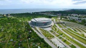 Ergo Arena, Sopot stock video