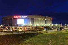 ERGO ARENA Royalty Free Stock Photography