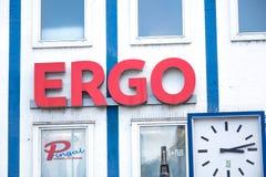 Ergo Royalty Free Stock Image