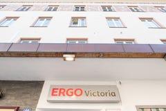 Ergo Victoria Photographie stock