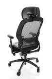 ergonomisk kontorsbaksida för stol Royaltyfria Bilder